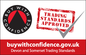 Wightman Builders Trading Standards Approved Buy with Confidence