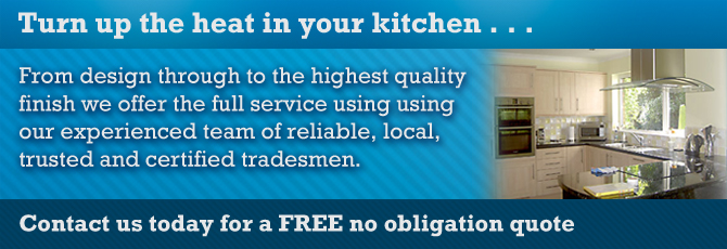 Kitchens from Wightman Builders, your Ottery St Mary based builder working in Devon and in and around the Exeter area.